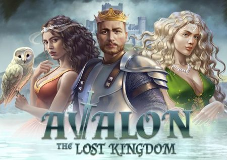 Avalon: The Lost Kingdom Slot