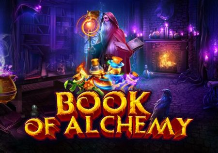 Book of Alchemy Slot