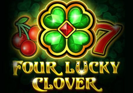 Four Lucky Clover Slot