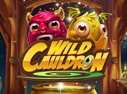 Wild Cauldron Slot