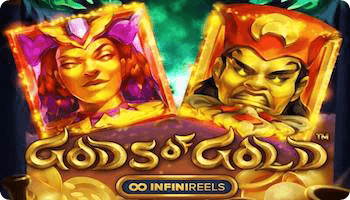 Gods of Gold InfiniReels Slot